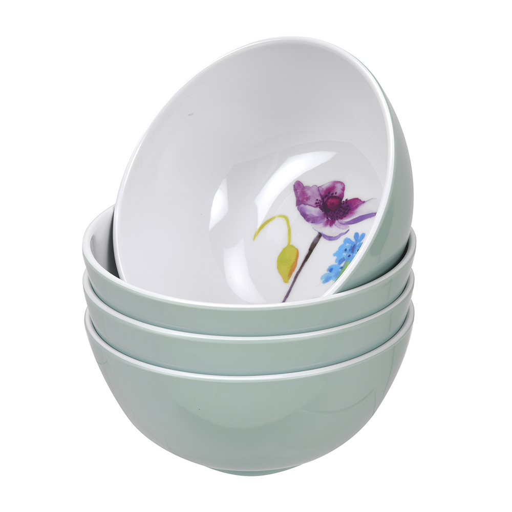 Portmerion Water Garden Footed Bowl 15cm