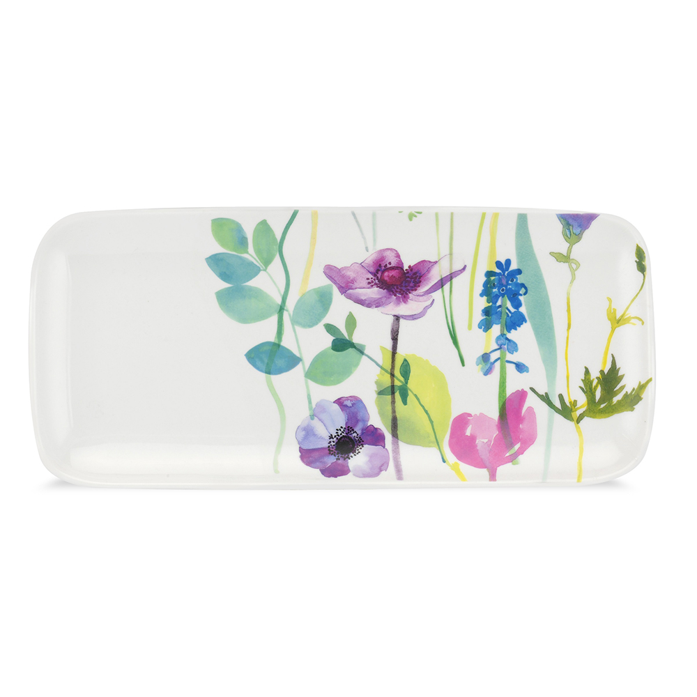 Portmerion Water Garden Large Tray