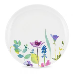 Portmerion Water Garden Plate Coupe 27.5cm