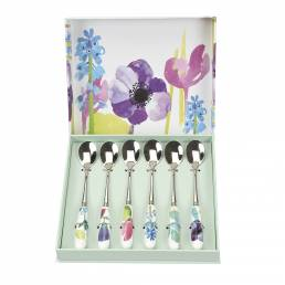 Portmerion Water Garden Teaspoon Set