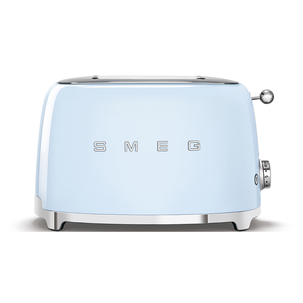 Smeg 2 Slice Toaster Blue