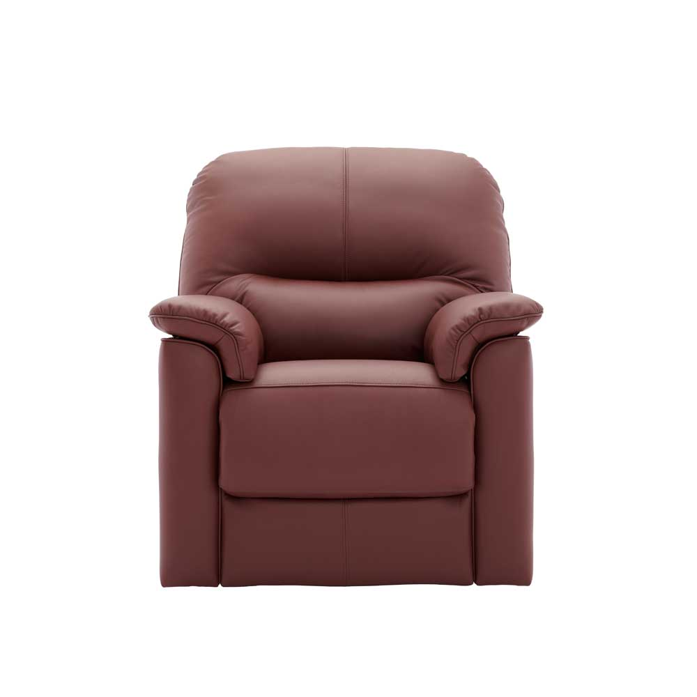 CHADWICK ARMCHAIR WITH SHOW WOOD (L)