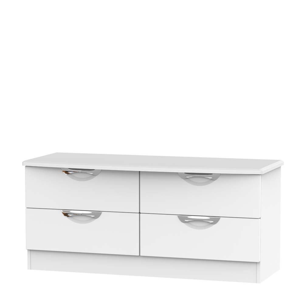 Chicago 4 Drawer Bed Box