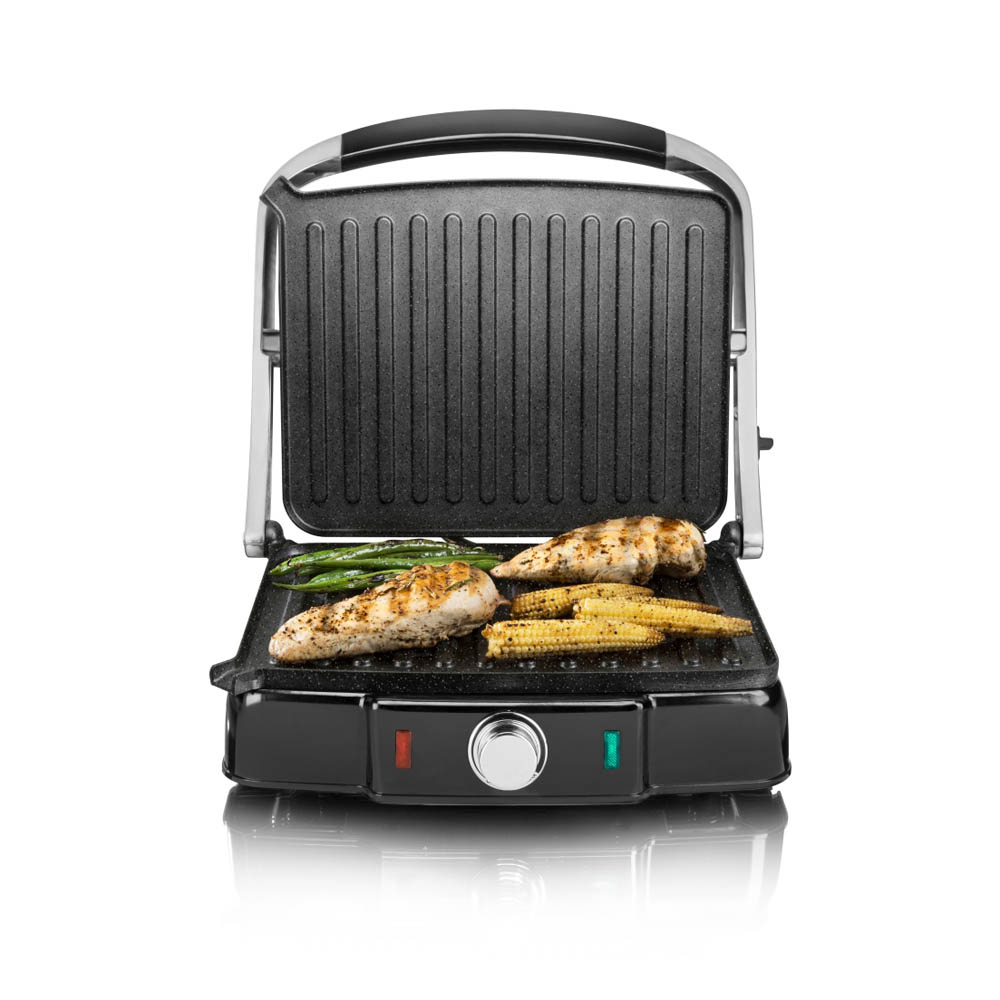 Tower Health Grill & 3 in 1 Panini Maker