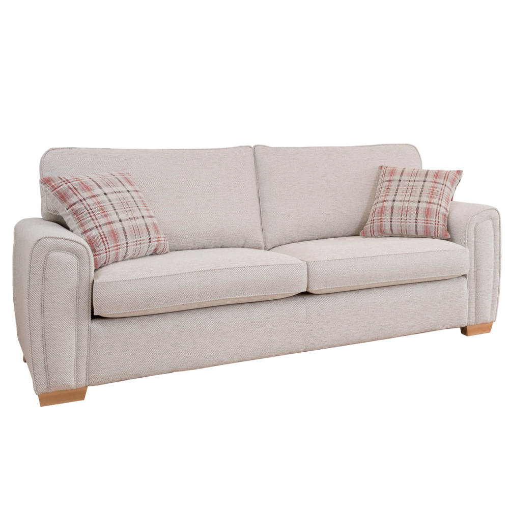 Belle Grand Standard Back Sofa (SE)