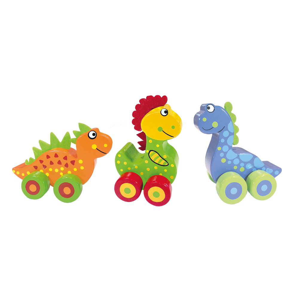 First Dinosaurs - Set of 3