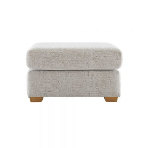 CHADWICK FOOTSTOOL WITH SHOW WOOD (L)