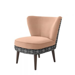 Orla Kiely Una Cocktail Chair Plain & Print