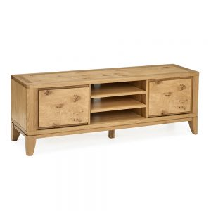 Hillingdon Oak Wide Entertainment Unit