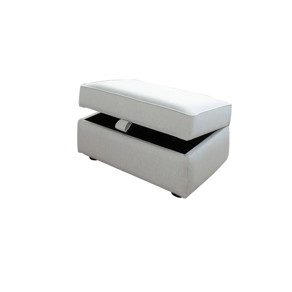 DELTA STORAGE FOOTSTOOL (A)