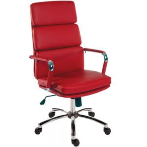 Nouveau Office Chair Red