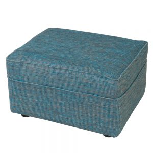 BELLE FOOTSTOOL - FABRIC (E,F)