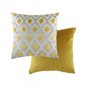 Marrakesh 43cm Gold Cushion