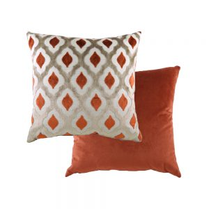 Marrakesh 43cm Terracotta Cushion