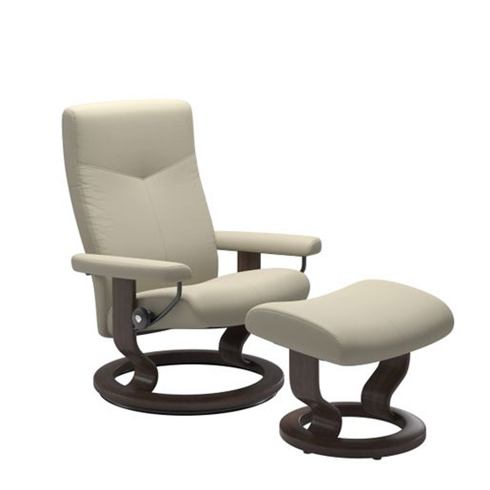 DOVER (L) 1347010 CHAIR CLASSIC BASE / FABRIC /