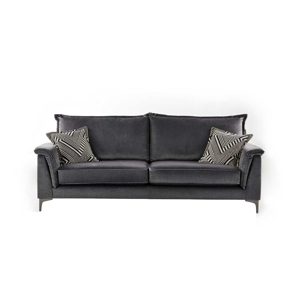TAPAS 3 STR TRADITIONAL BACK SOFA/FABRIC DELUXE