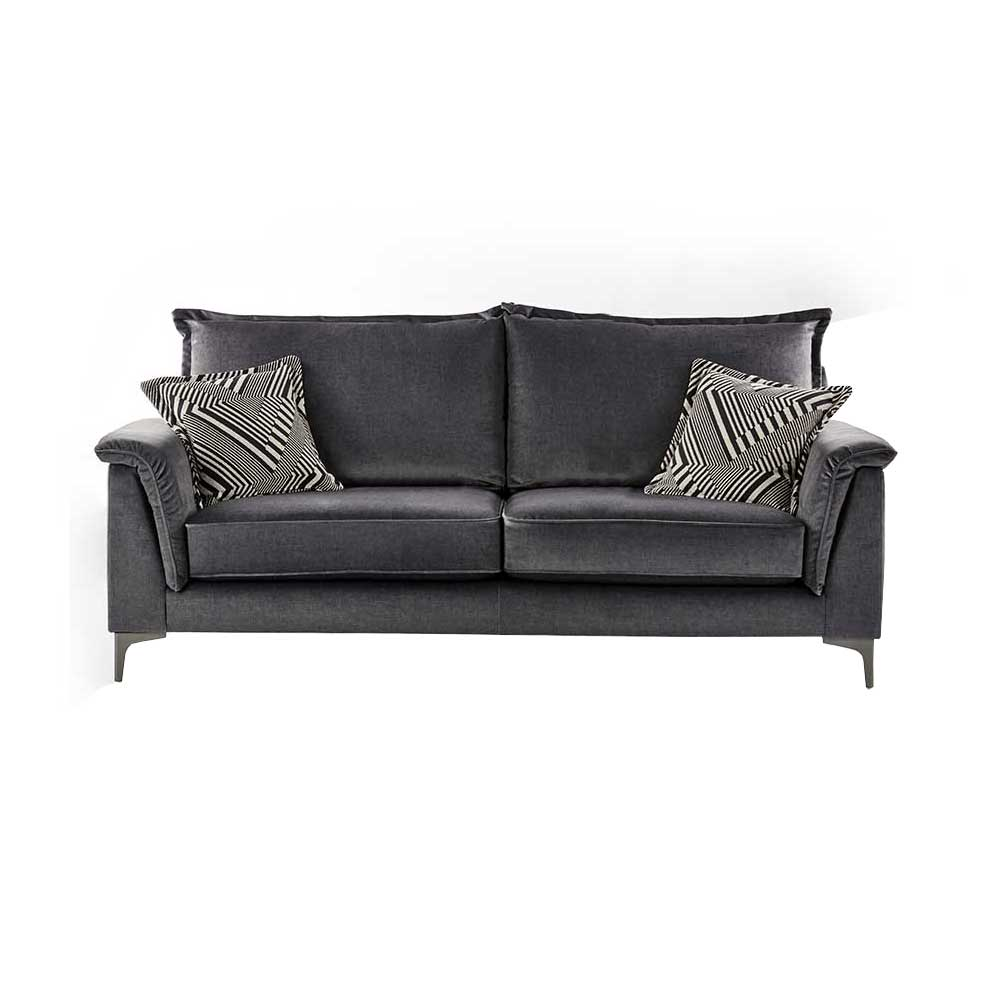 TAPAS 2 STR TRADITIONAL BACK SOFA/ FABRIC DELUXE