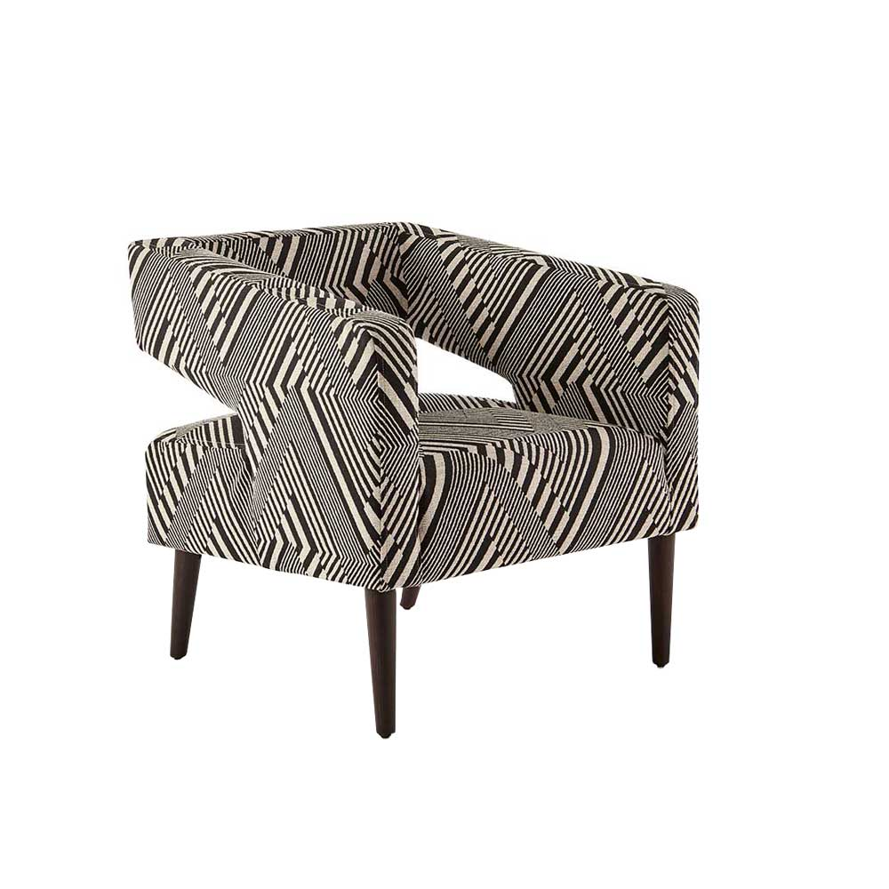 TAPAS ACCENT CHAIR (ACC902) / FABRIC D