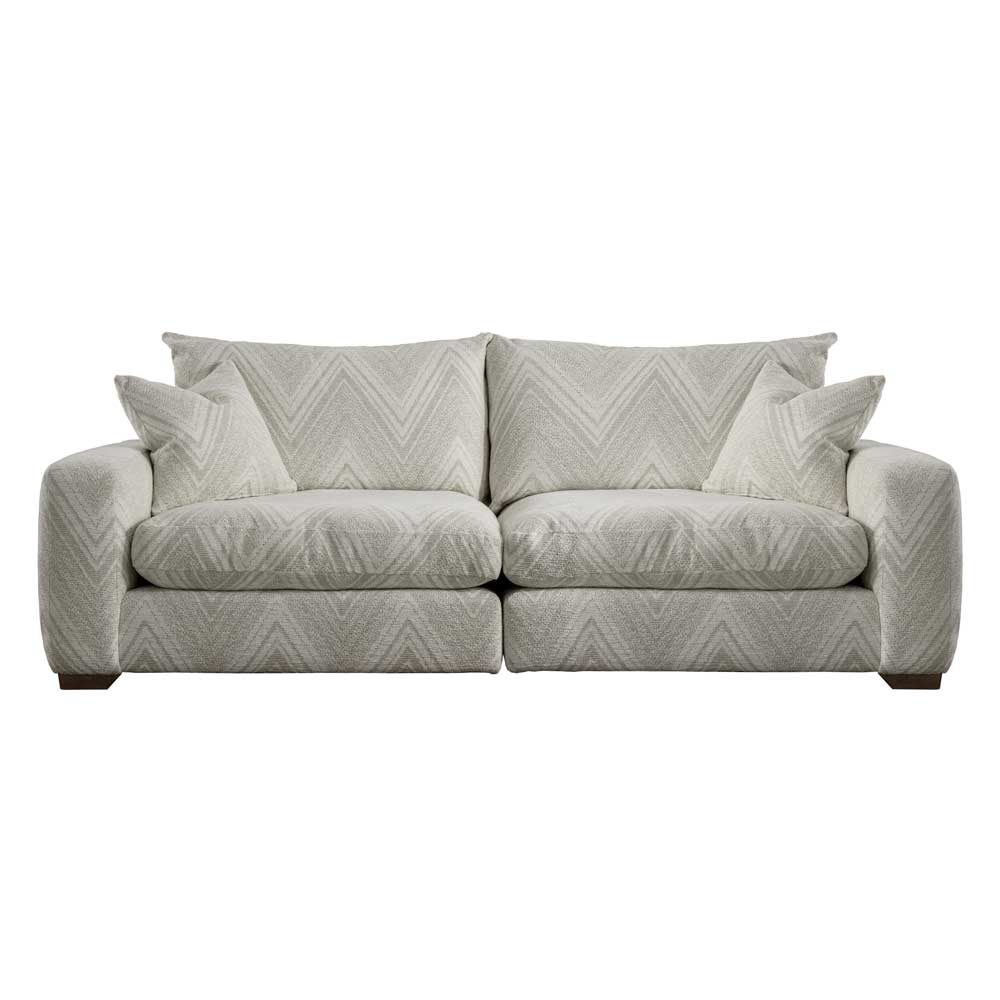ALBION LARGE SPLIT SOFA / STD BACK FIBRE SEAT (C)