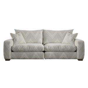 ALBION LARGE SPLIT SOFA / STD BACK FIBRE SEAT (E)