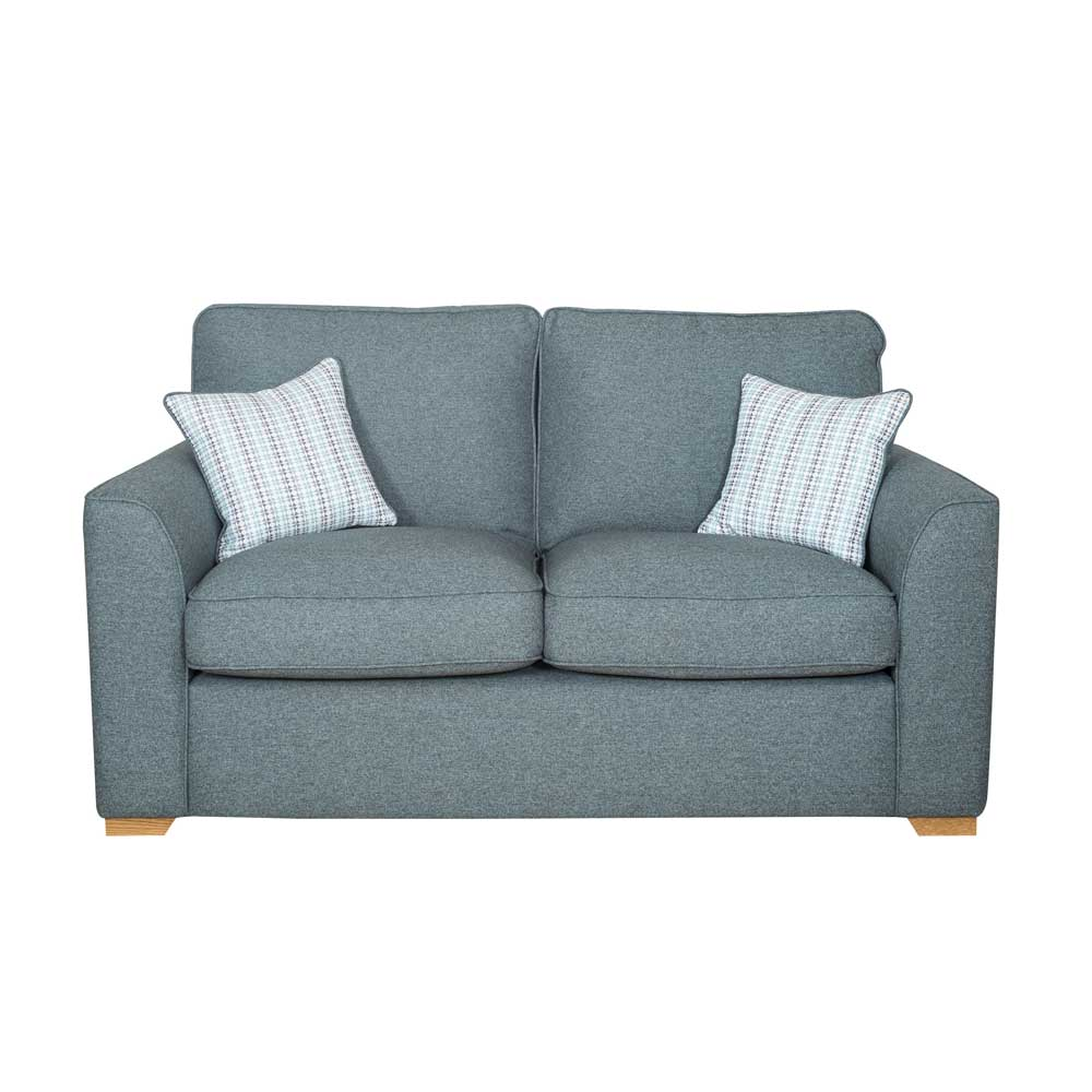 ELLA 2 SEATER SOFA (2ST) STD BACK - FABRIC (A)