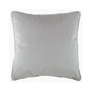 Royal Velvet 43cm Silver Cushion