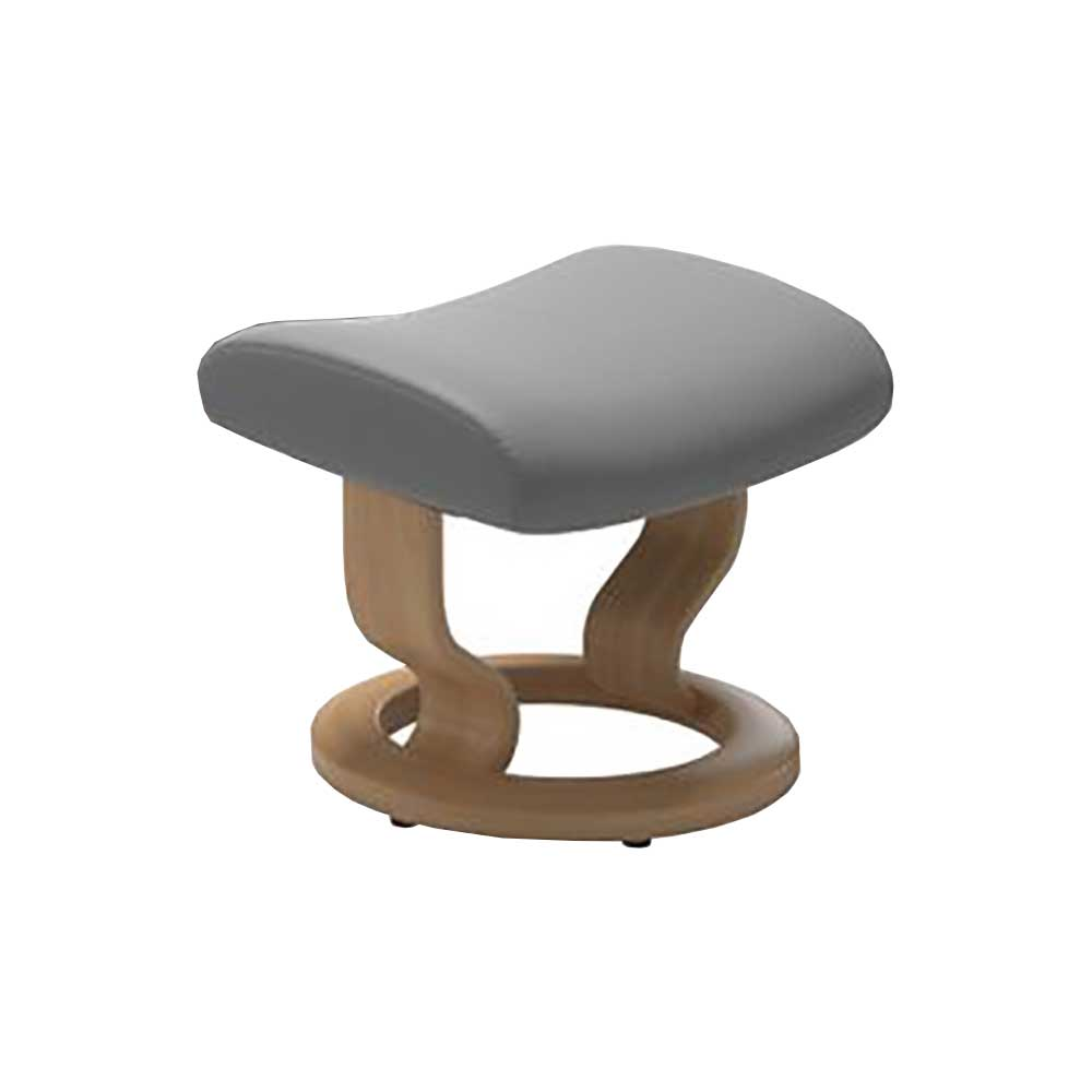DOVER (M) 1346000 FOOTSTOOL CLASSIC BASE / FABRIC /