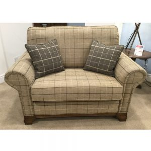 Lavenham Formal Back Loveseat