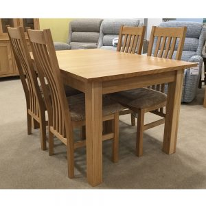 Naples Dining Table & Chairs