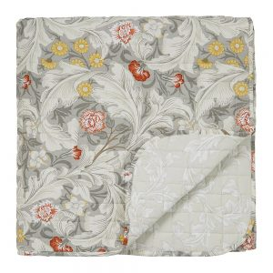 William Morris Leicester Quilted Bedspread