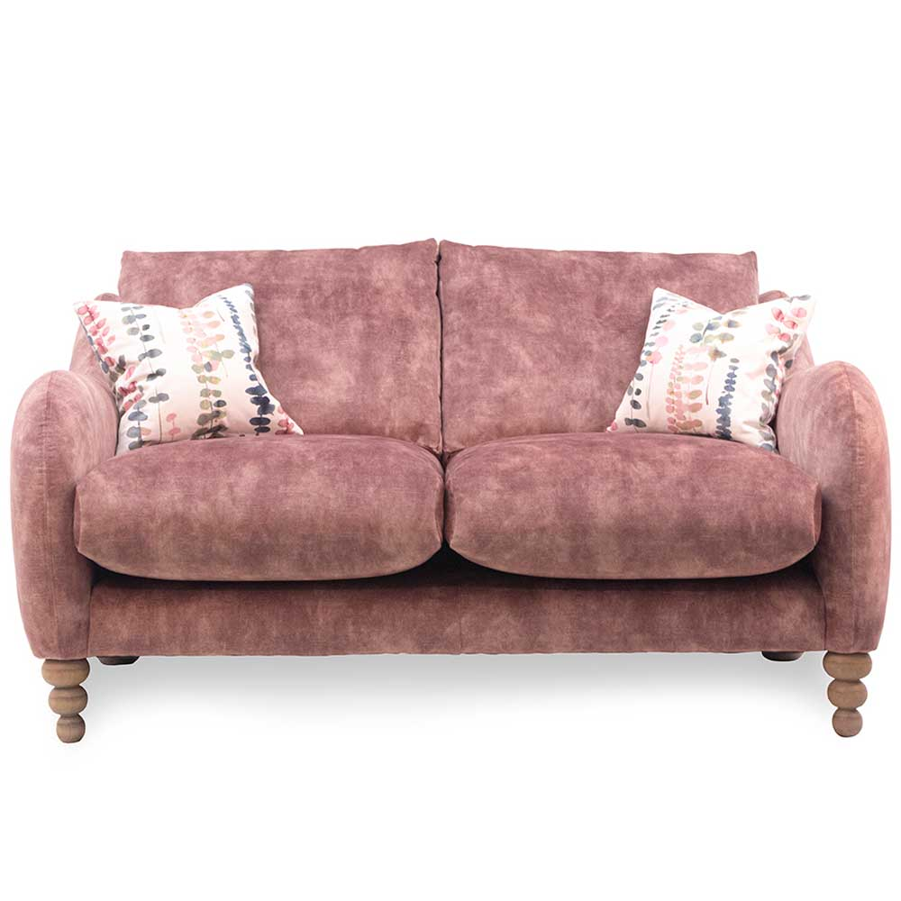 TOWNSEND (STD BACK) SMALL SOFA WITH FIBRE SEAT (D)