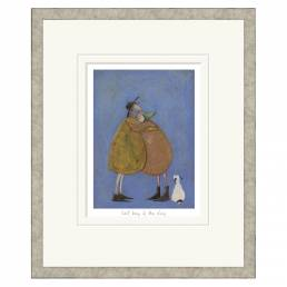 Sam Toft - Last Hug Of The Day - Limited Edition Print