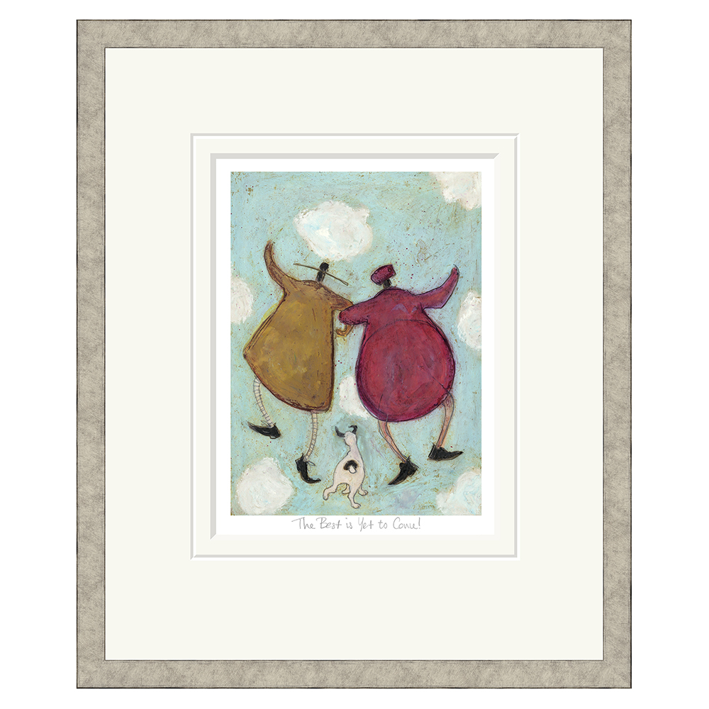 Sam Toft - The Best Is Yet To Come - Limited Edition Print