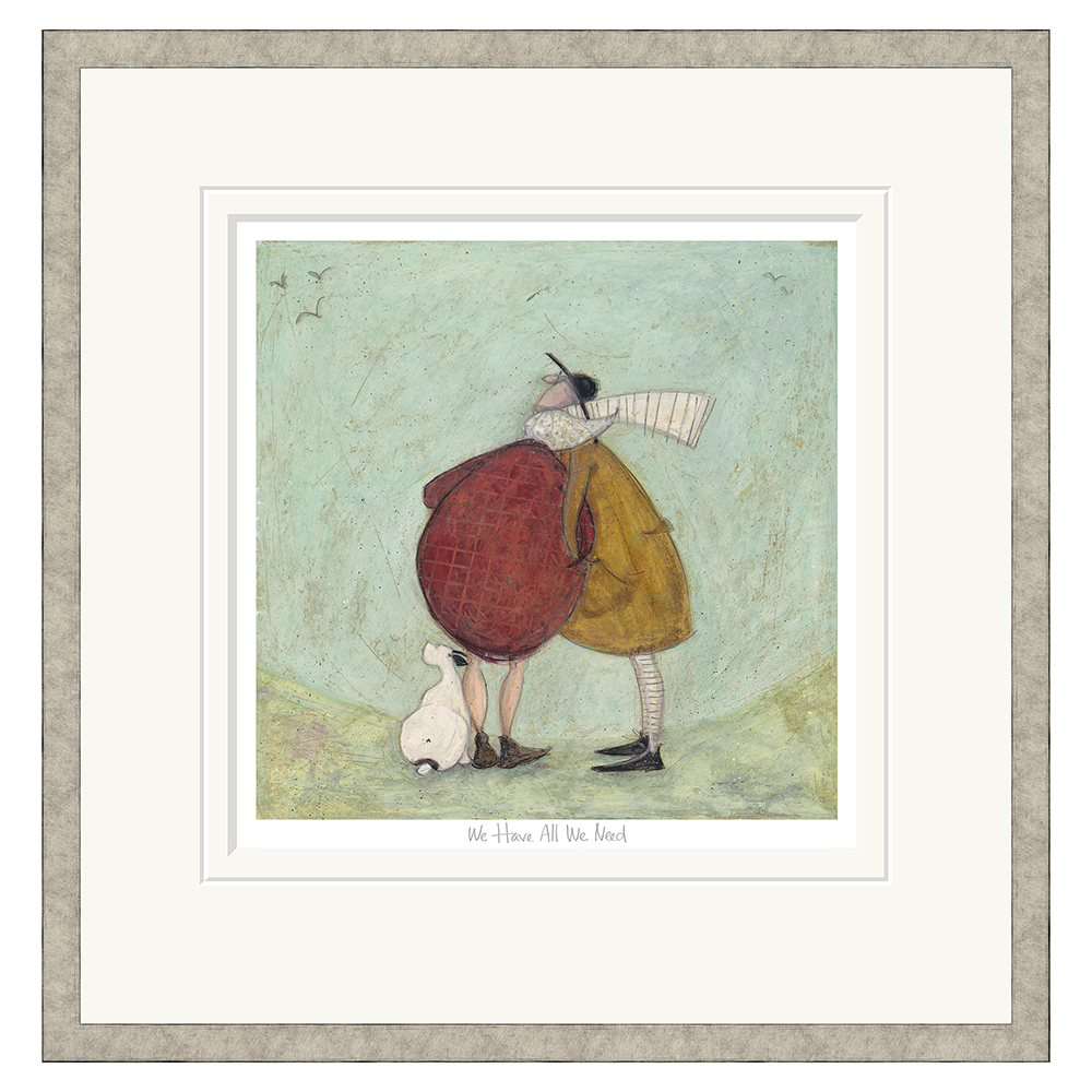 Sam Toft - We Have All We Need - Limited Edition Print