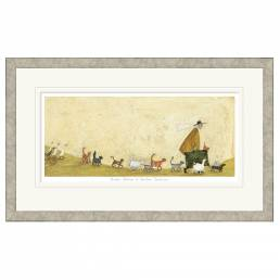 Sam Toft - Another Suitcase Of Sardine Sandwiches - Limited Edition Print