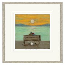 Sam Toft - Watching The Tide Roll Away - Limited Edition Print
