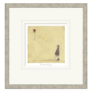Sam Toft - A Note To Say - Limited Edition Print