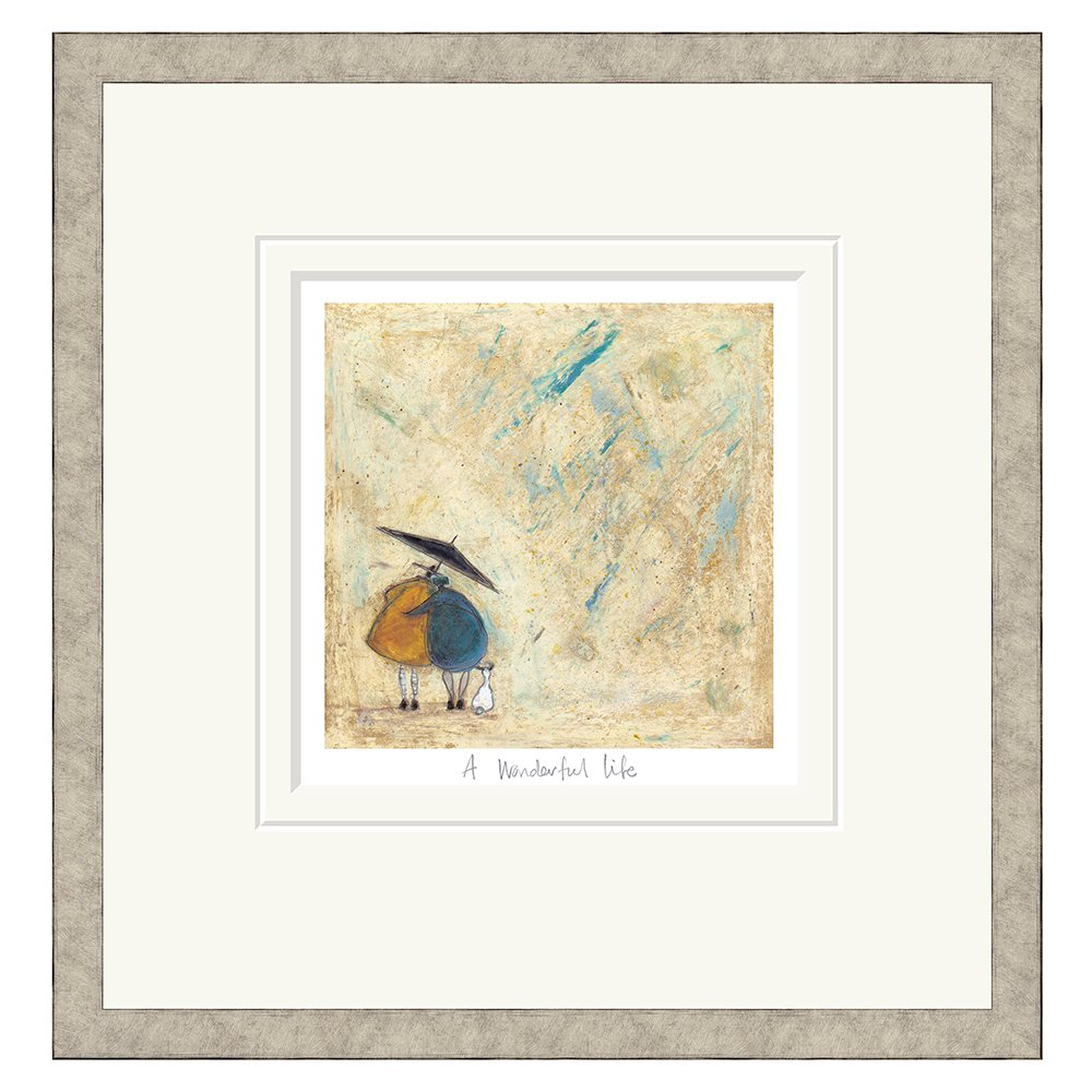 Sam Toft - A Wonderful Life - Limited Edition Print