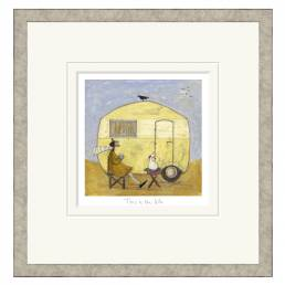 Sam Toft - This Is The Life - Limited Edition Print