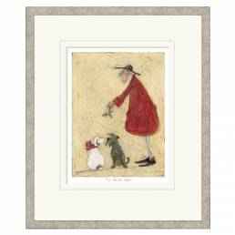 Sam Toft - The Match Maker - Limited Edition Print