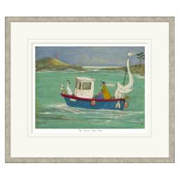 Sam Toft - The Cornish Pasty Party - Limited Edition Print