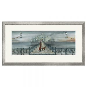 Joe Ramm - The Old Pier - Limited Edition Print