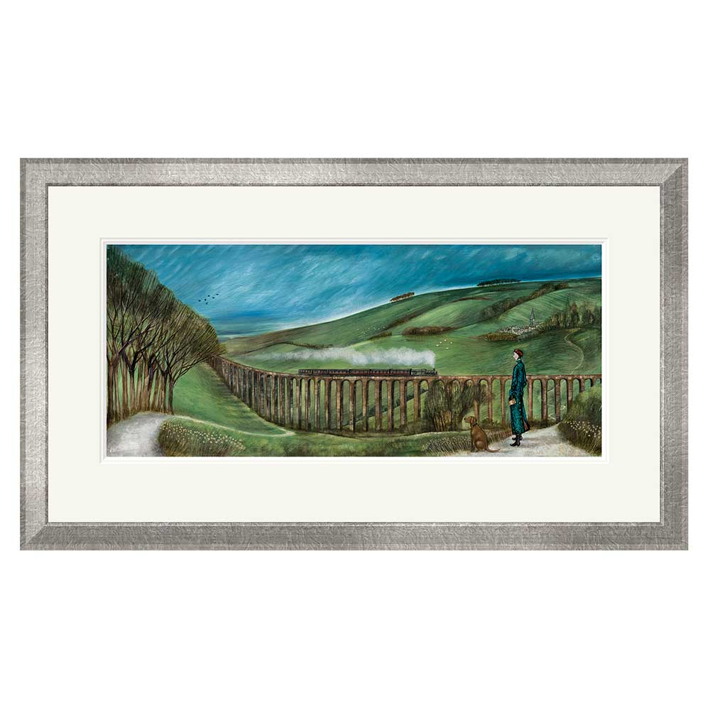 Joe Ramm - The Viaduct - Limited Edition Print