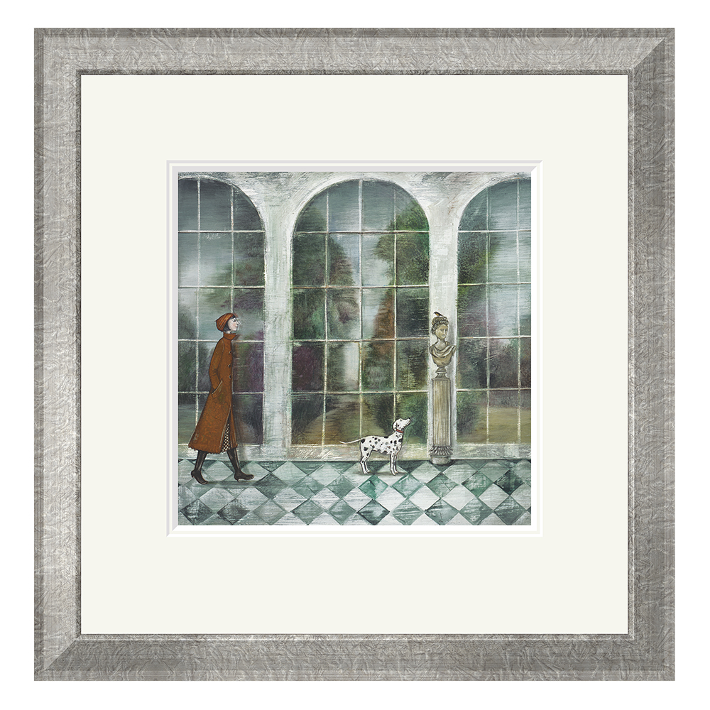 Joe Ramm - Conservatory - Limited Edition Print