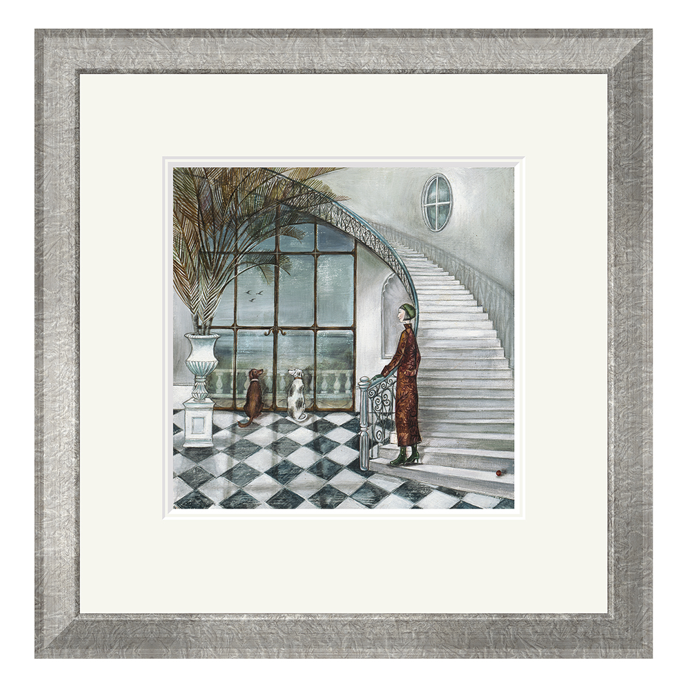 Joe Ramm - 39 Steps - Limited Edition Print