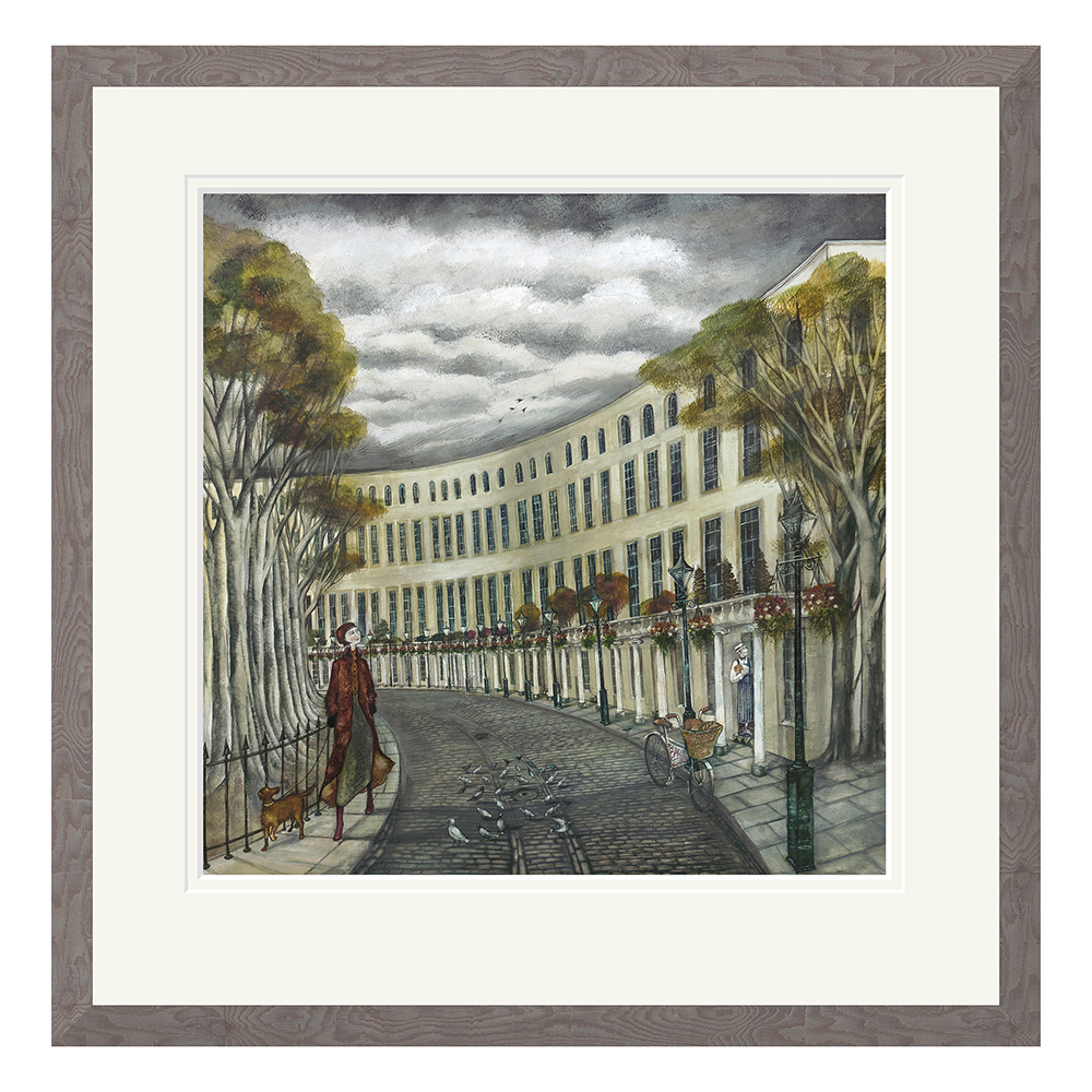 Joe Ramm - The Royal Crescent - Limited Edition Print