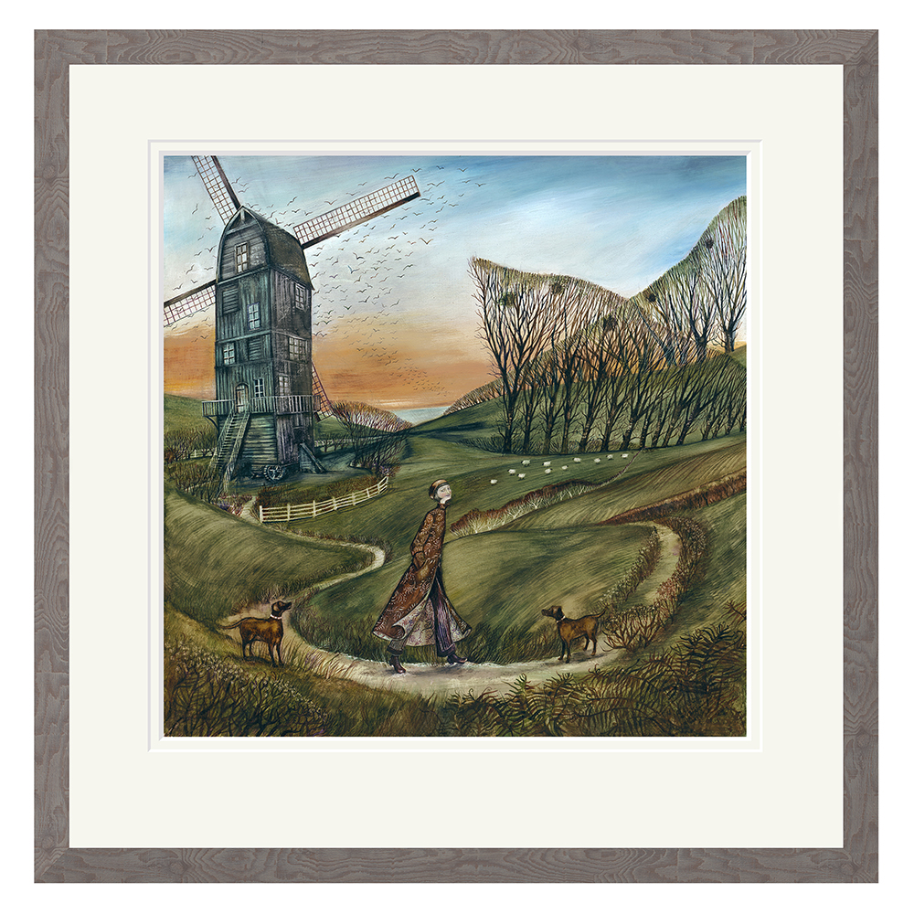 Joe Ramm - The Windmill - Limited Edition Print
