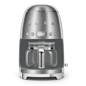 Smeg Drip Coffee Machine Steel