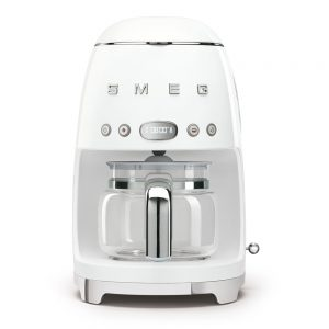 Smeg Drip Coffee Machine White
