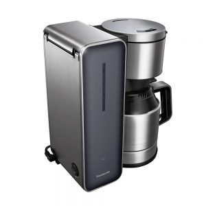 Panasonic Grey/Stainless Steel Coffee Maker